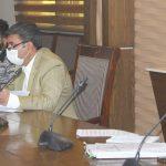 UNOPS Delegation Visited KP P&D Department