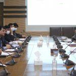 Pakistan Bureau of Statistics Delegation Visits P&DD KP