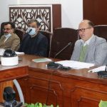 4th Meeting of Provincial Technical/Steering Committee for SDGs Support Unit Held in P&D Department