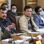 First meeting of Provincial Advisory Committee on SDGs, Khyber Pakhtunkhwa