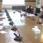 Meeting on Digitization of Essential Services for The People of Khyber Pakhtunkhwa