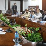 Meeting on Specialized Courses and Training Programmes for Planning officers