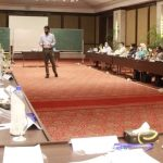 2nd Batch Training on Monitoring & Evaluation  for Public Officials at LUMS Lahore