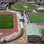 Kohat Sports Complex is in its final stages
