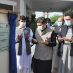 KP Government Launched Mobile Milk Quality Testing Lab for Merged Districts