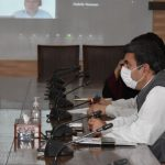 Review Meeting on BRT Peshawar