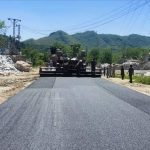 Various Roads Construction and Repair Projects are Underway in KP