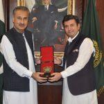 Former ACS KP Shakeel Qadir Khan has been posted as Chief Secretary AJ&K