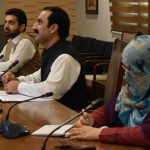ACS KP Meeting With USAID Team