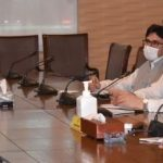 Meeting on the Development and Uplift of Integrated Districts