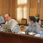 Meeting of KP Assembly Standing Committee on Planning and Development