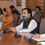 Meeting on Tracking and Monitoring of Important Development Projects