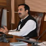 Review Meeting on Development Projects of Swabi District