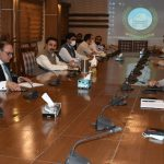 KP Government Sought Suggestions from Private Sector for Dubai Expo
