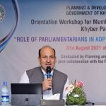 Workshop on the Preparation of Annual Development Programme