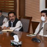Meeting on Development Projects Tracking and Monitoring System